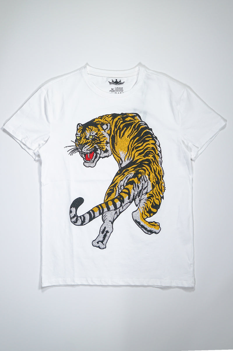 Aao Fashion Mens Bengal Tee