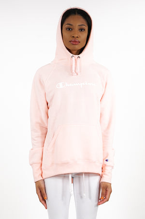 Champion Womens Fleece Pullover Hoodie