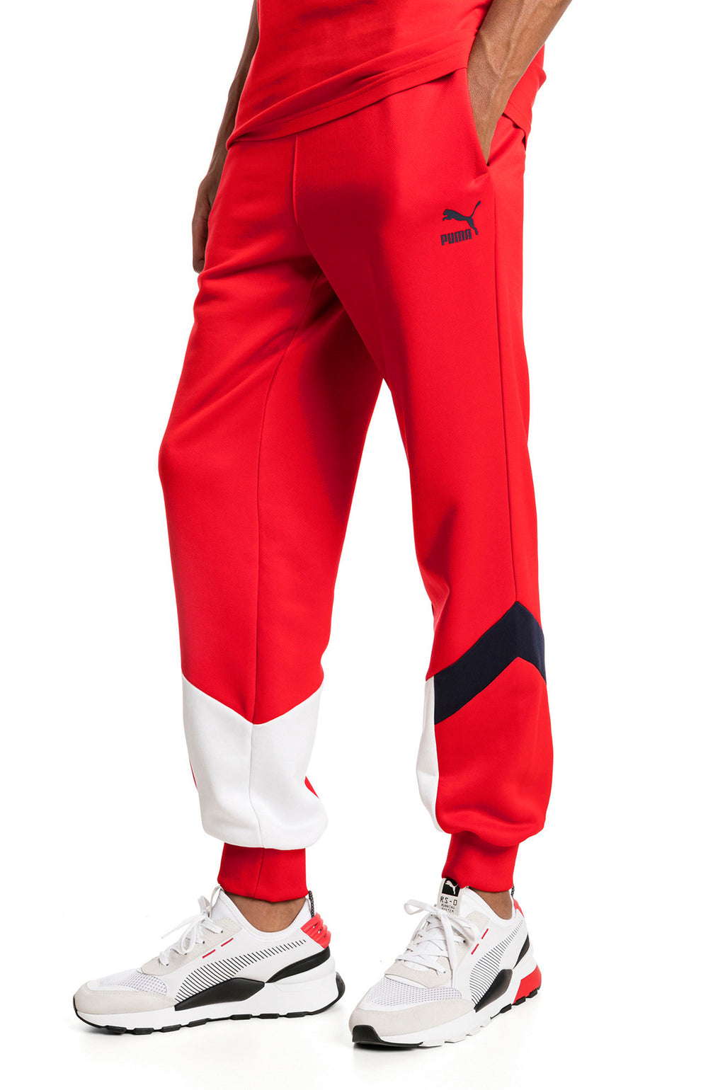 Puma Men Iconic Mcs Track Pants