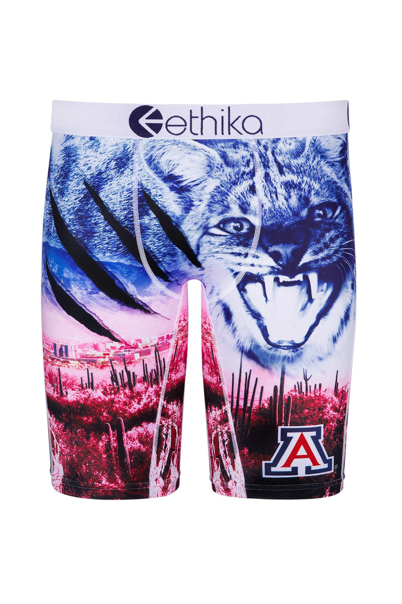 Ethika  Arizona The Wildcats