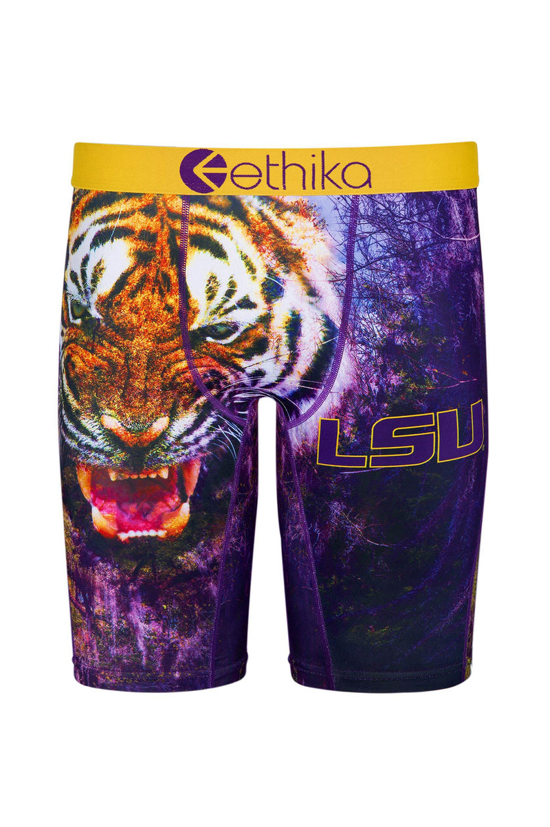 Ethika  Lsu The Tigers