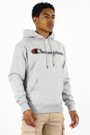 Champion Mens Graphic Powerblend Hood