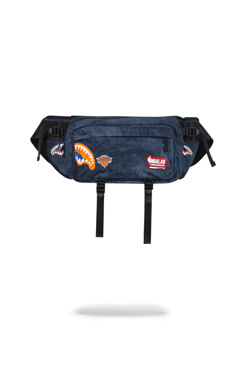 Sprayground Acc Knicks Denim Crossbody