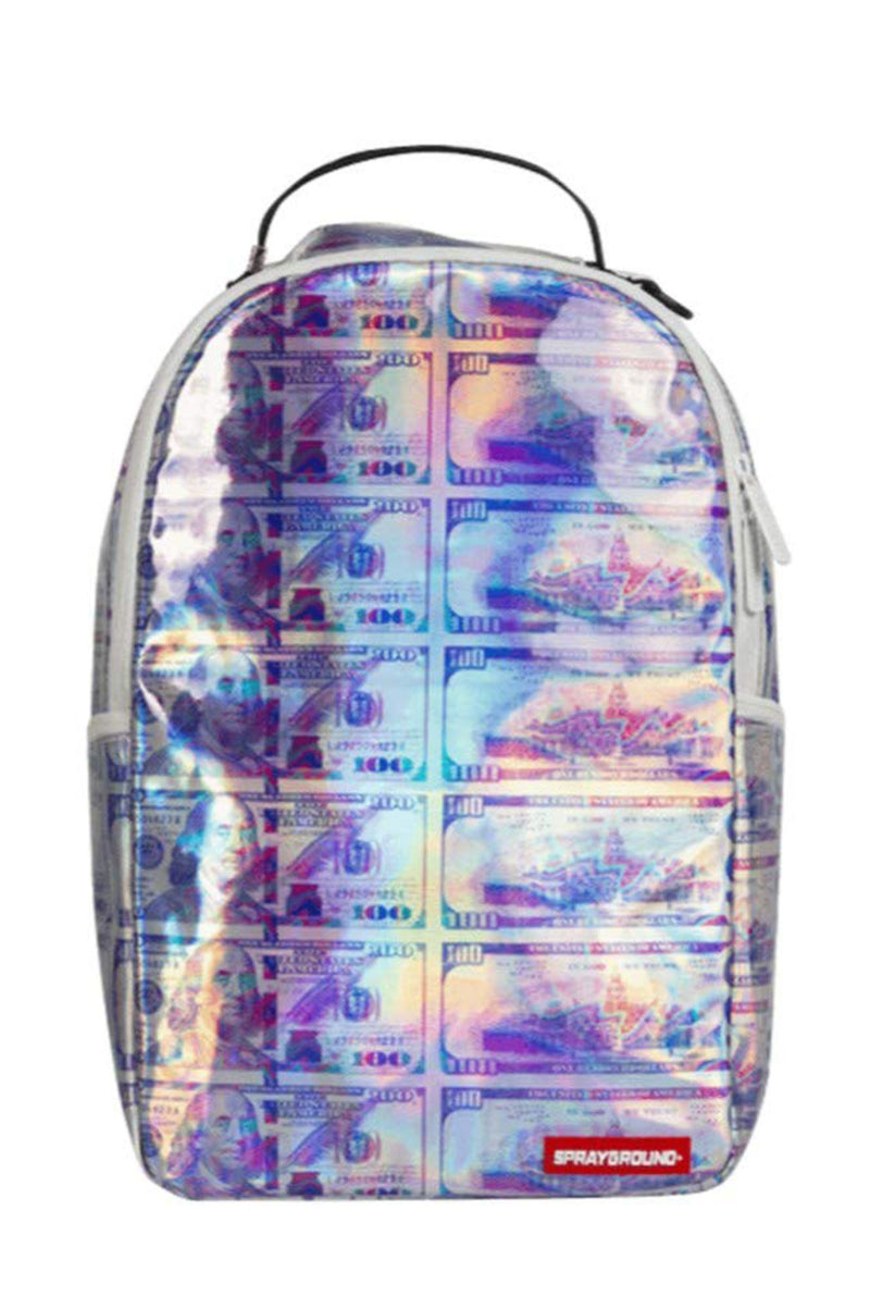 Sprayground Acc Hologram Money Backpack