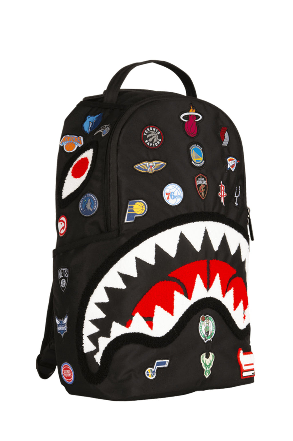 Sprayground Acc Nba All Over Logo Backpack