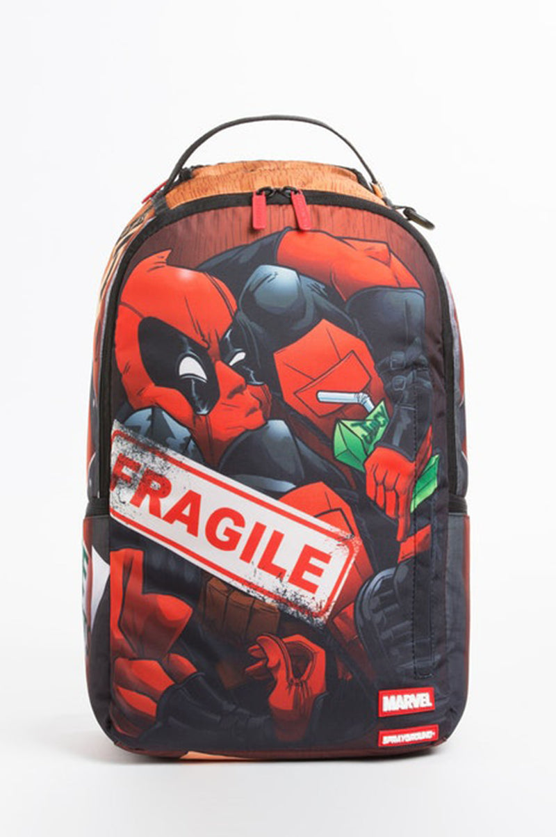 Sprayground Acc Deadpool In A Box Backpack