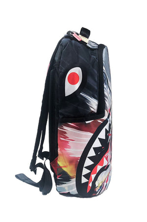 Sprayground Acc Opm: Breaking Shark Backpack
