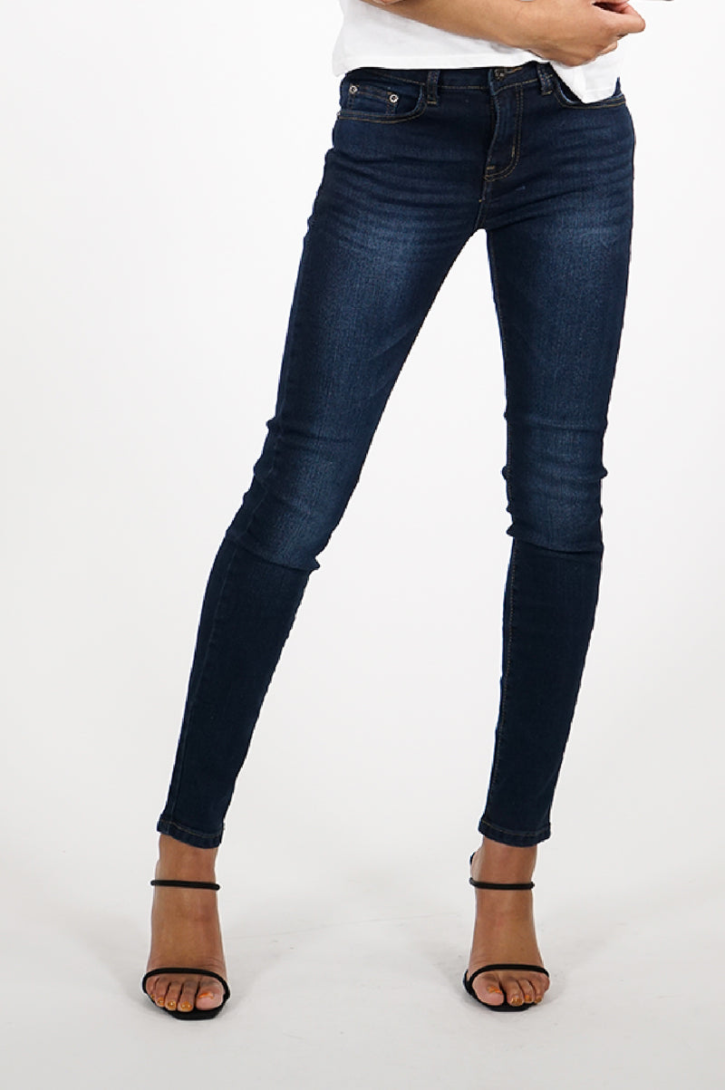 Aao Fashion Women Basic Denim