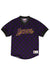 Mitchell & Ness Men Mesh Vneck Lakers