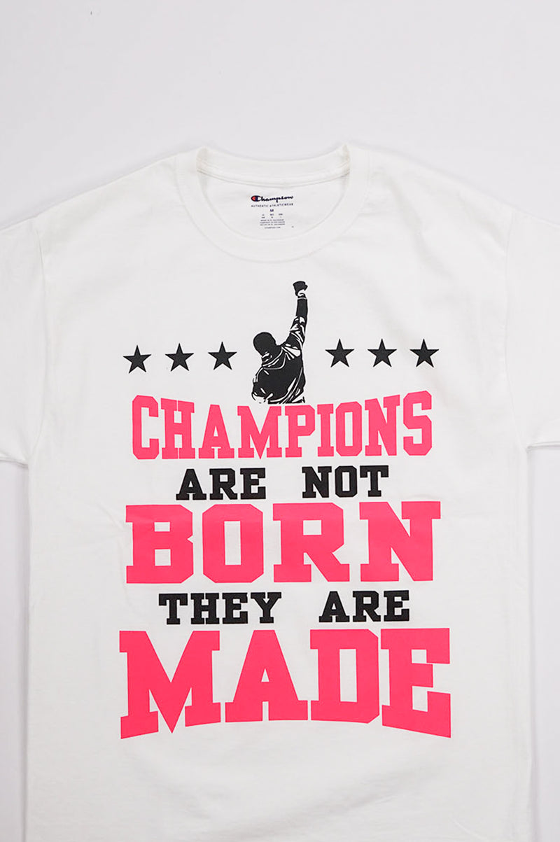 Champion Men Graphic Tee Exclusive