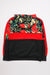Aao Fashion Men Poly Jersey Floral Print Hoody