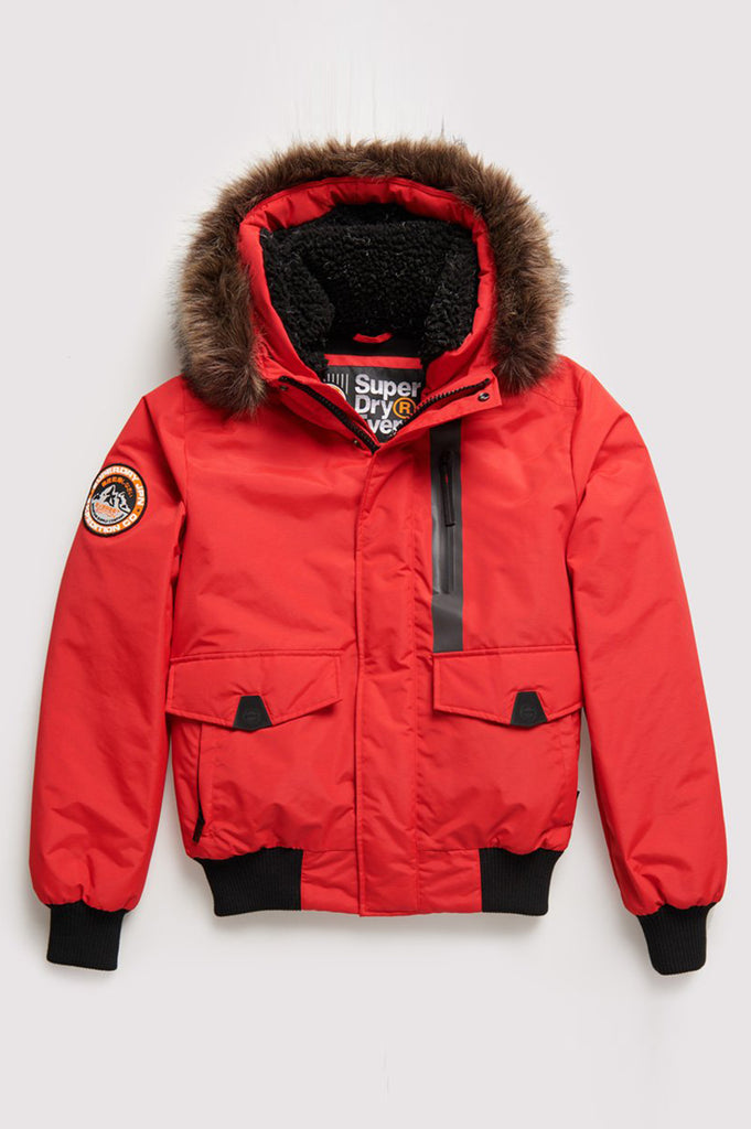 Superdry Men Everest Bomber Jacket
