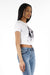 Aao Fashion Women Printed Crop Top