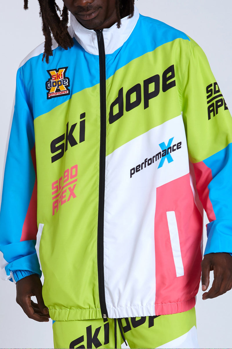 Aao Fashion Men Ski-Dope Windbreaker