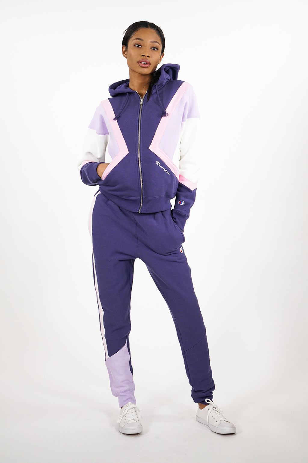 Champion Women Rw Color Block Jogger