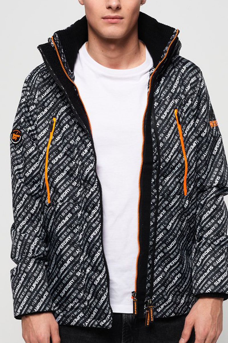 Superdry Men Technical Hooded Windattacker