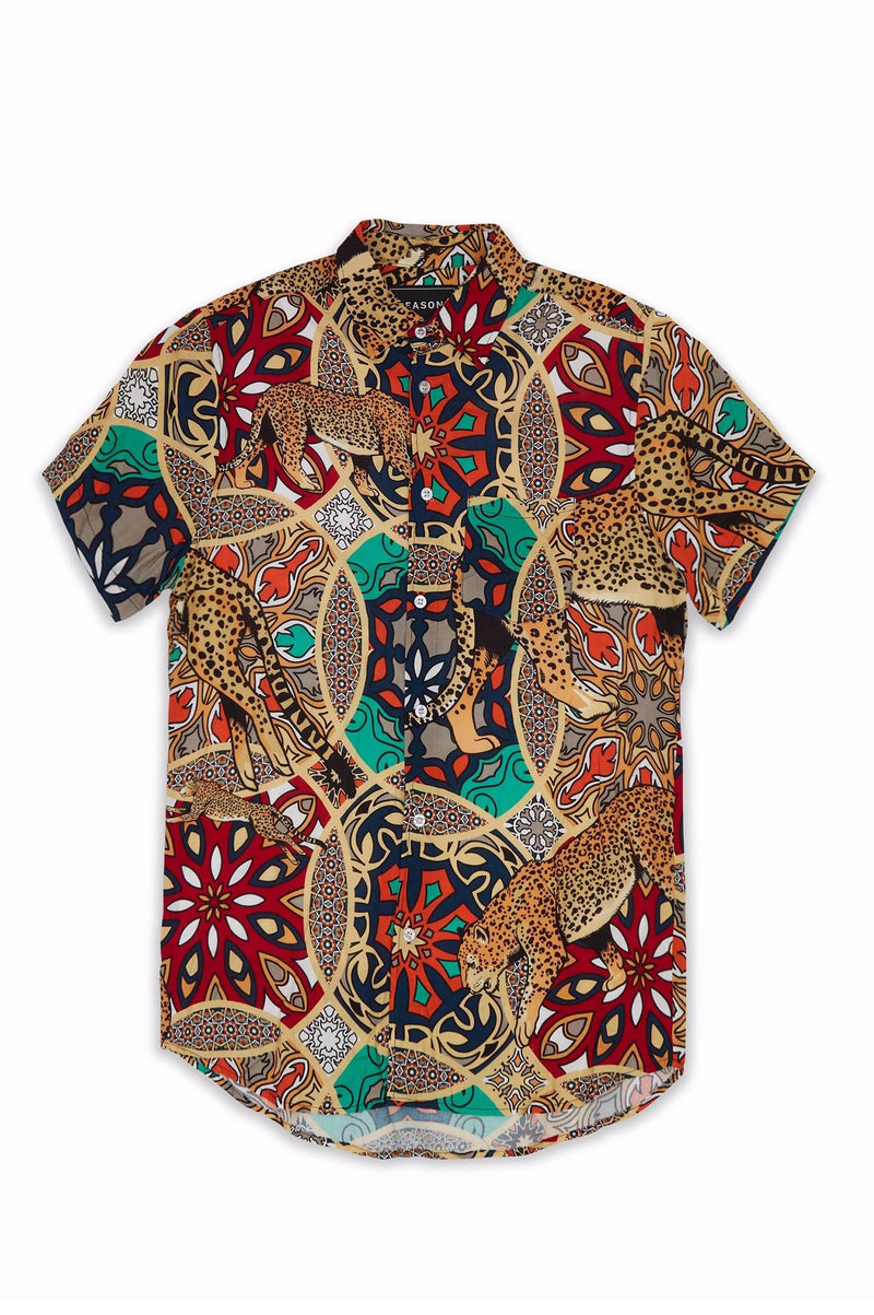 Reason Men Montverde Woven Shirt