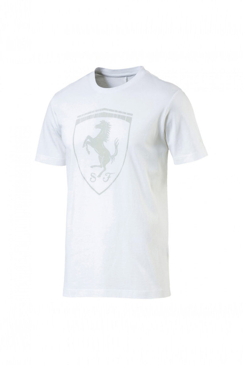 Puma Men Ferrari Big Shield Tee