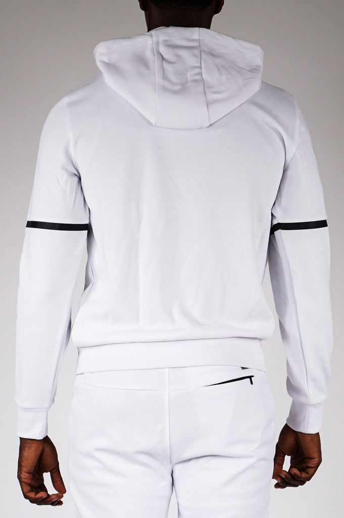 Aao Essential Men Basic Tech Fleece Pullover