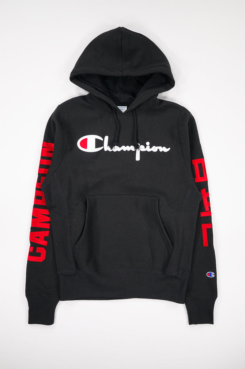 Champion Men Rw Hoodie Multi Language