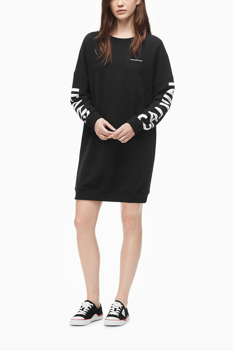 Calvin Klein Women Ck Institutional Logo Dress