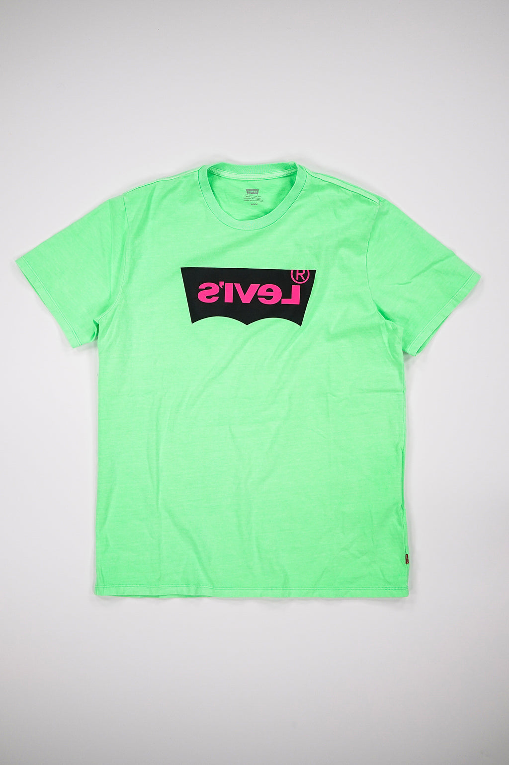 Levi'S Men Housemark Neon Graphic S/S Tee