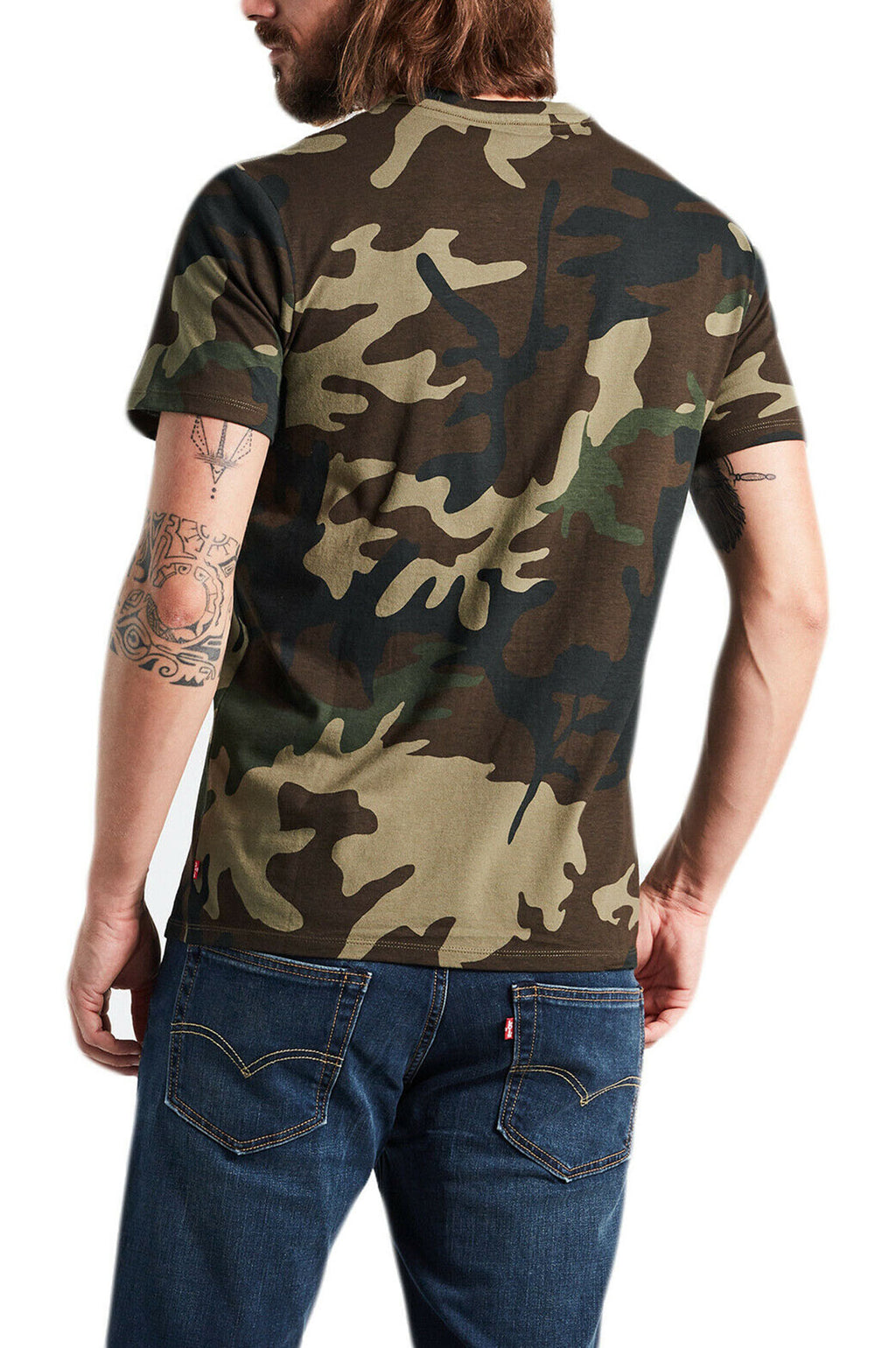 Levi'S Men Housemark Graphic Tee