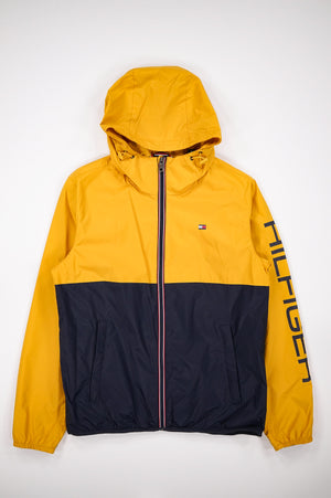 89ae26a01 Tommy Hilfiger Outerwear Men Colorblock Windbreaker – AAO-USA.COM