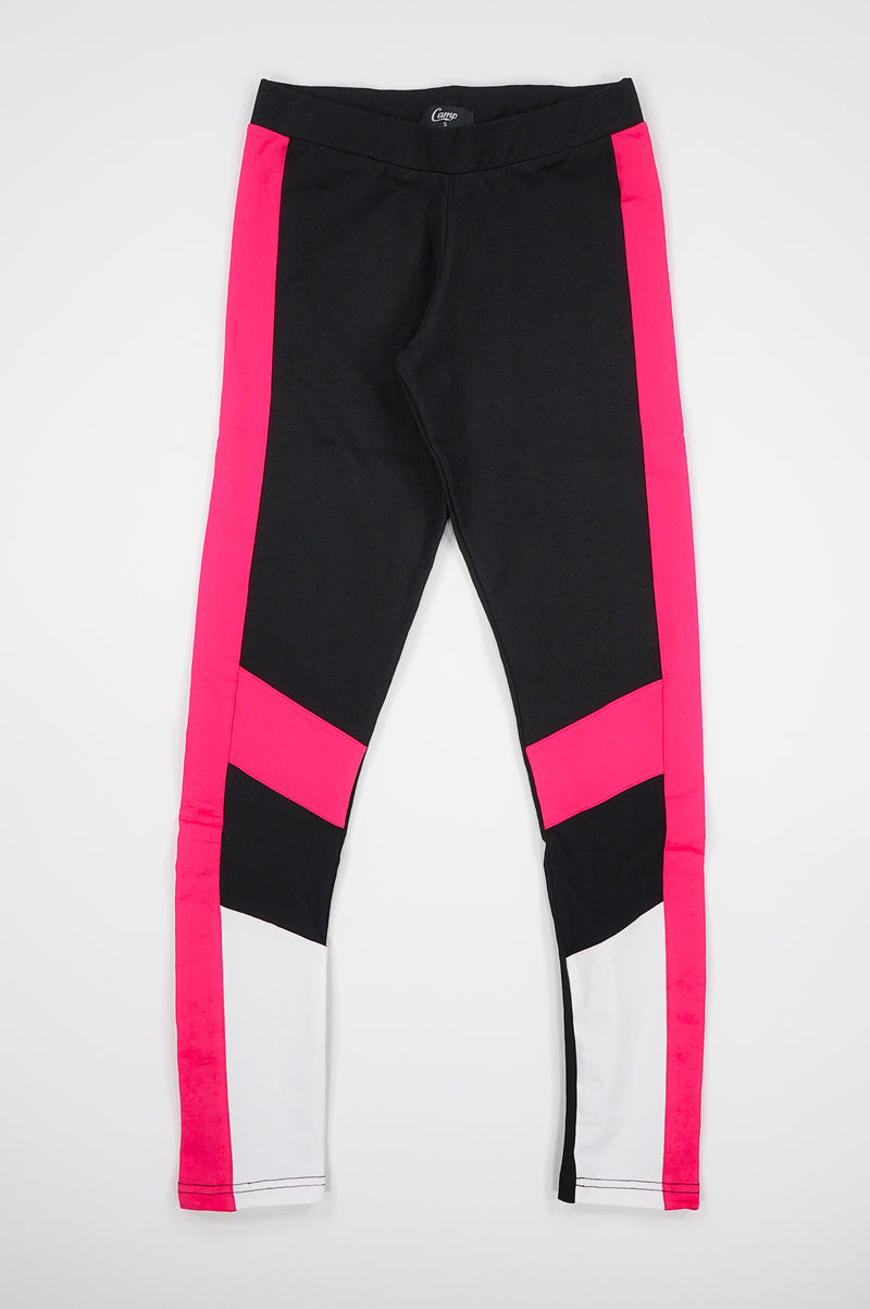 Aao Fashion Women Colorblocked Legging