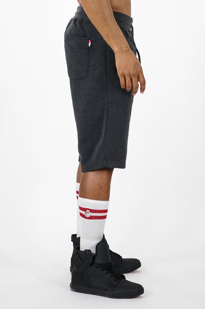 Aao Essential Men Fleece Shorts