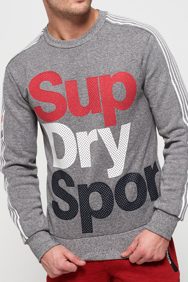 Superdry Men Athletico Crew