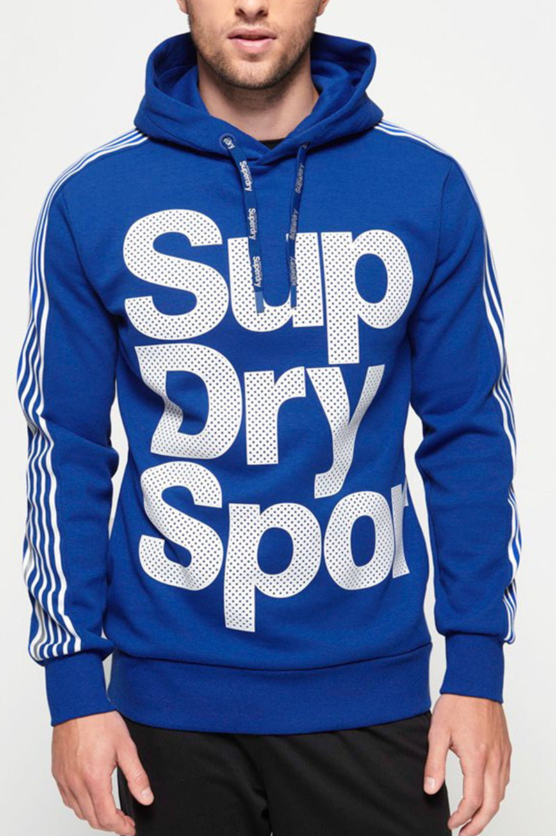 Superdry Men Combat Sport Hood