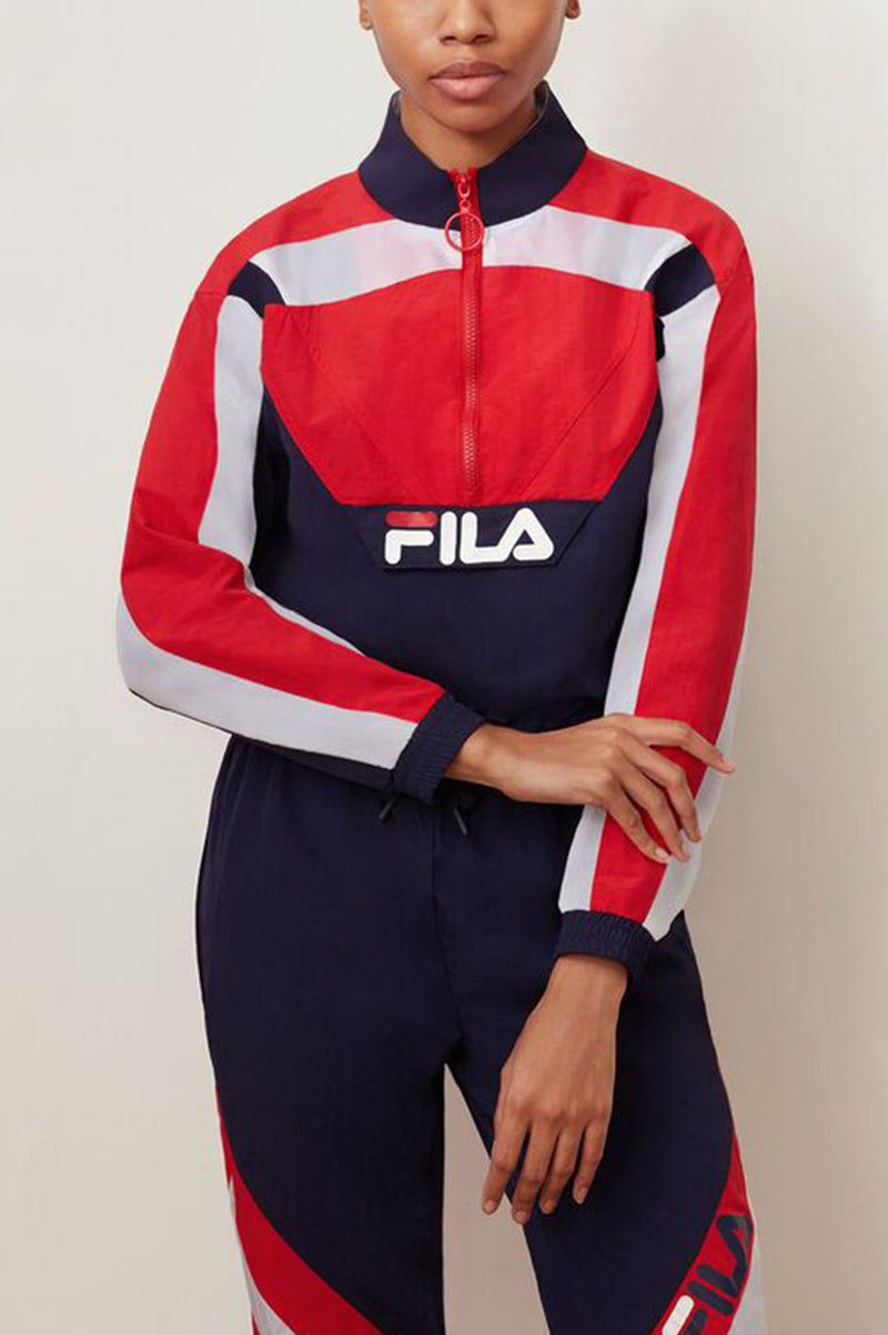 Fila Women Conchita Half Zip Wind Jacket