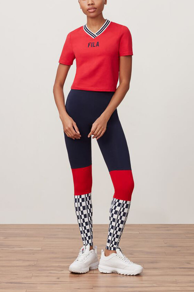 Fila Women Frorella High Waist Legging