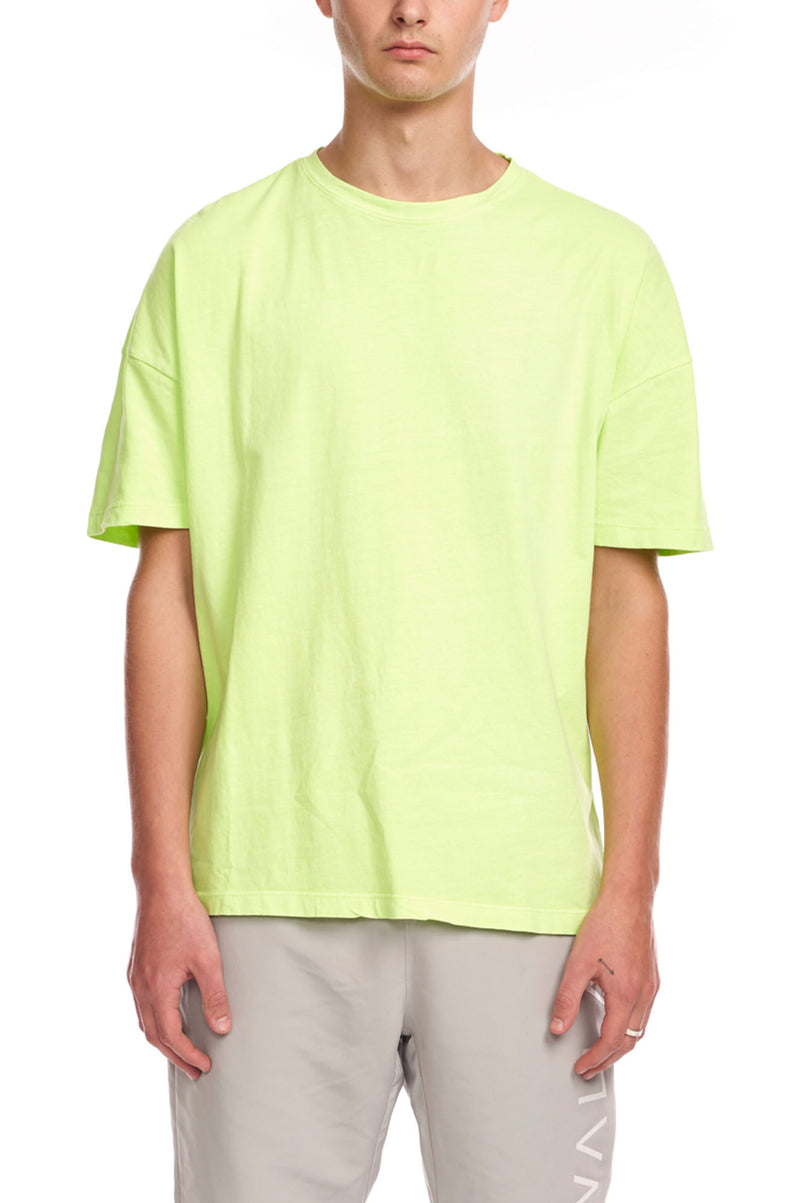 Aao Fashion Men Neon Volt S/S Tee