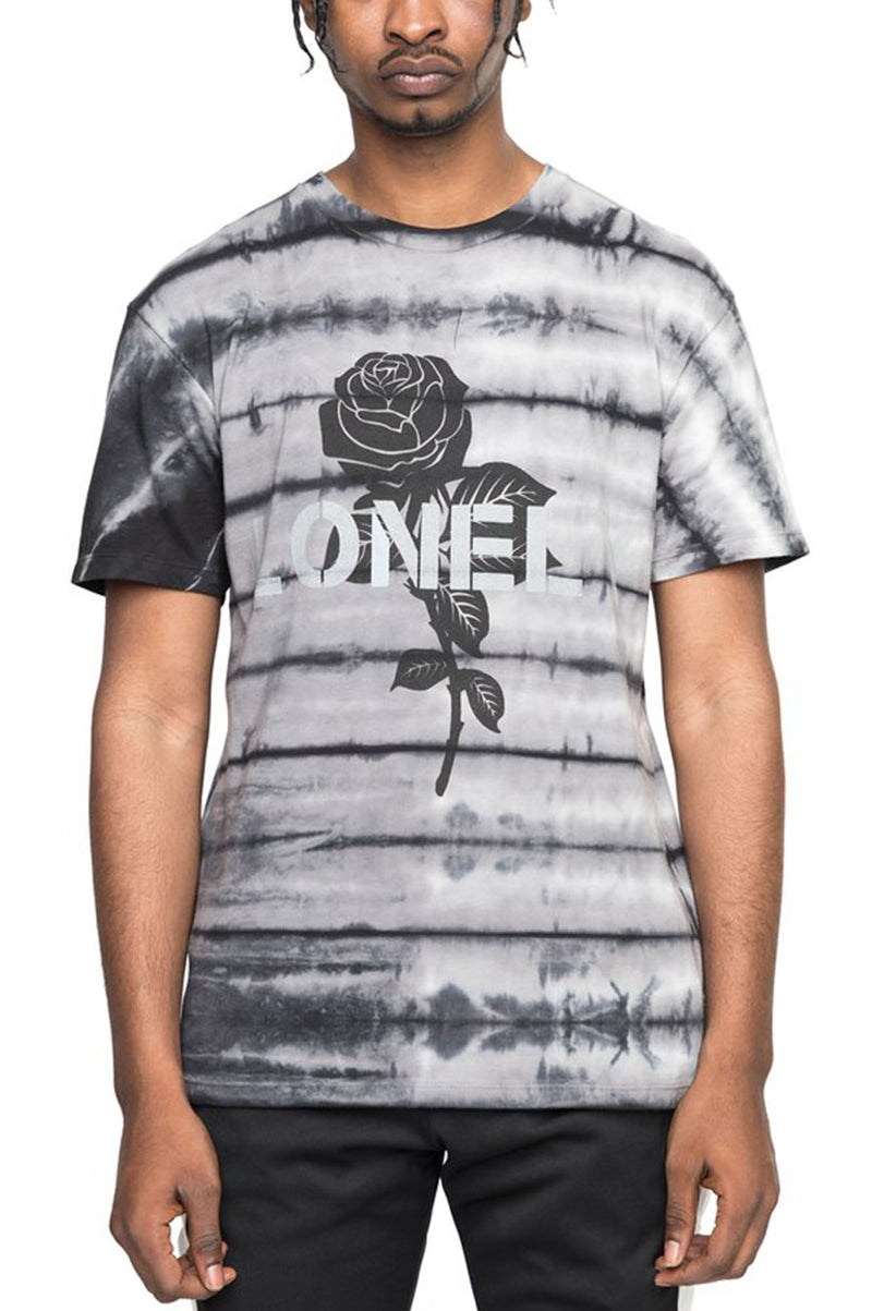 Aao Fashion Men Lonely/Lovely Tee