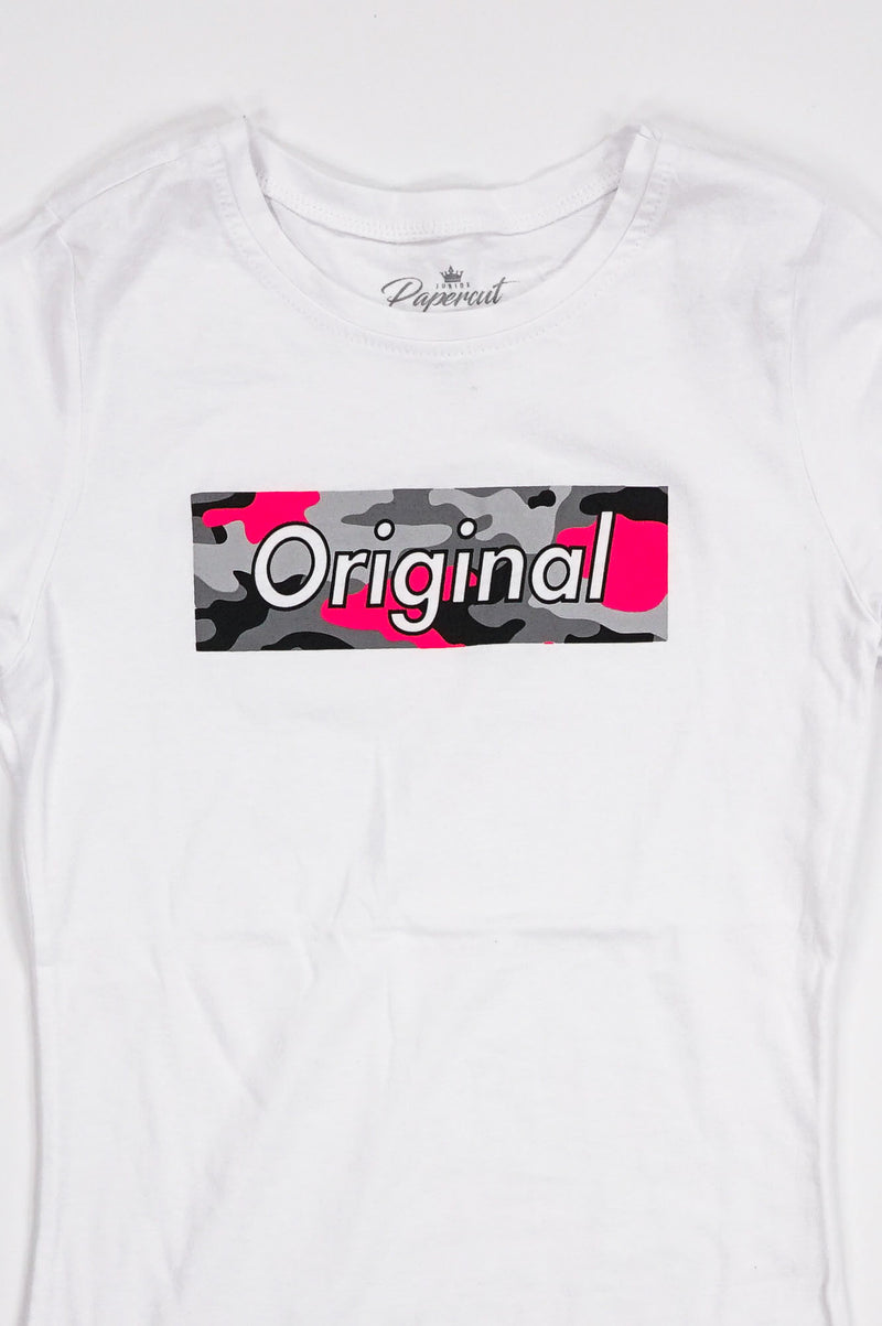 Aao Fashion Women Verbiage S/S Tee