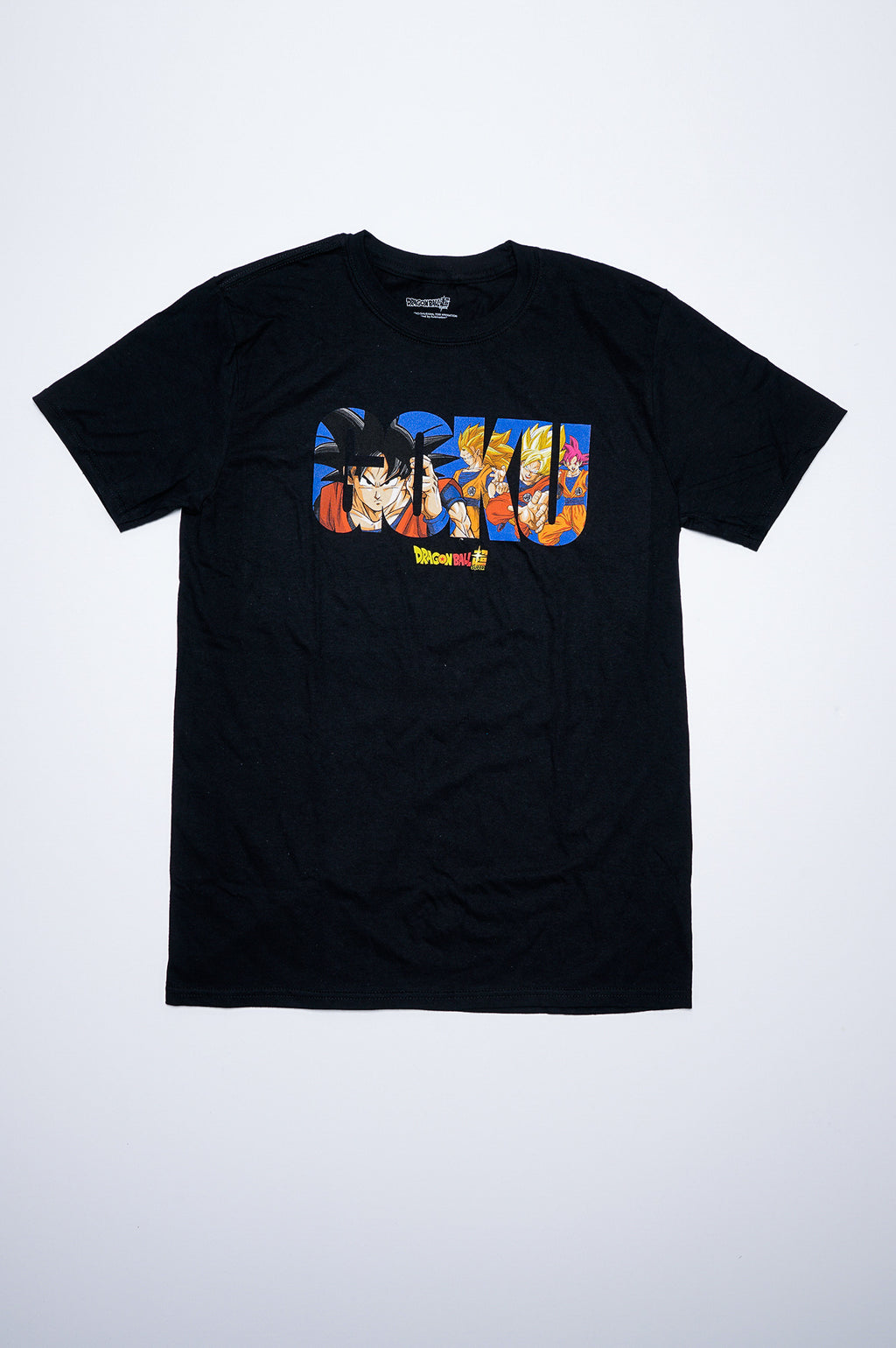 Aao Fashion Men Graphic Tee Goku Forms