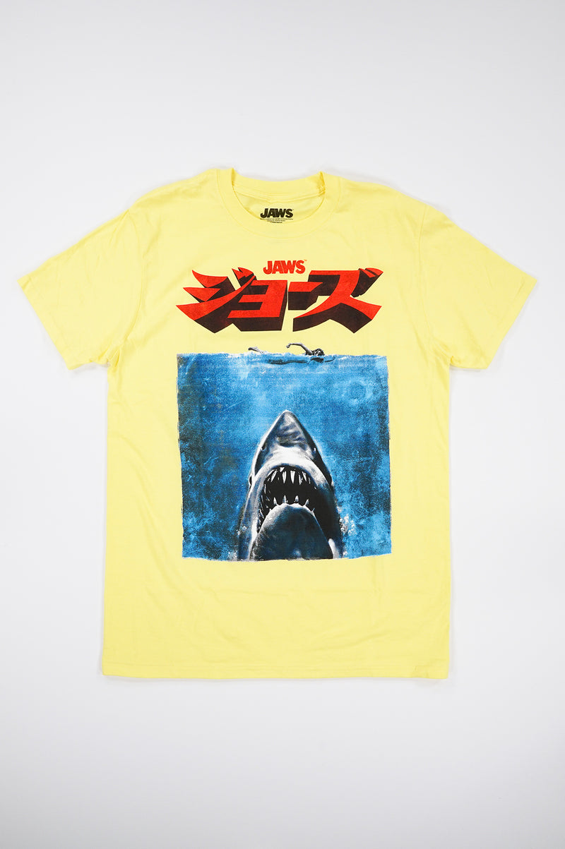 Aao Fashion Graphic S/S Tee Jaws