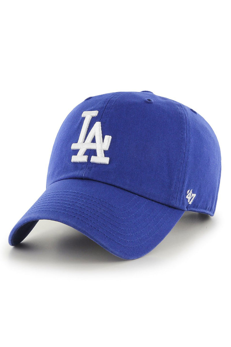 47' Clean Up La Dodgers