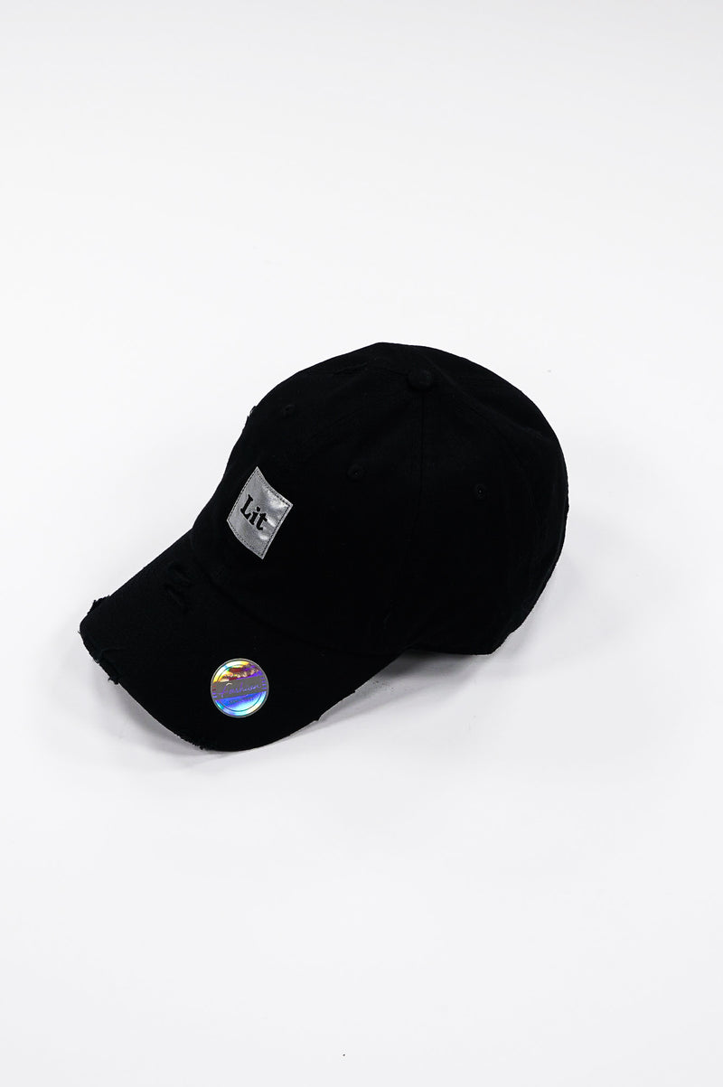 Aao Fashion Acc Dad Hat Lit Reflective