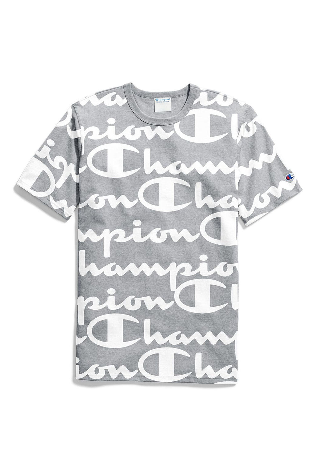 Champion Men Heritage Tee All Over Print