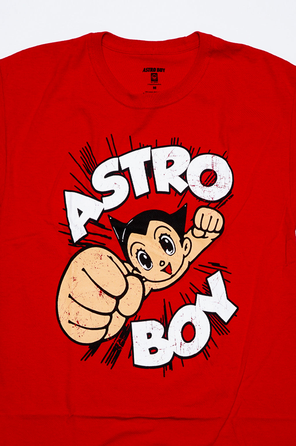 Aao Fashion Men Graphic Tee Astro Boy