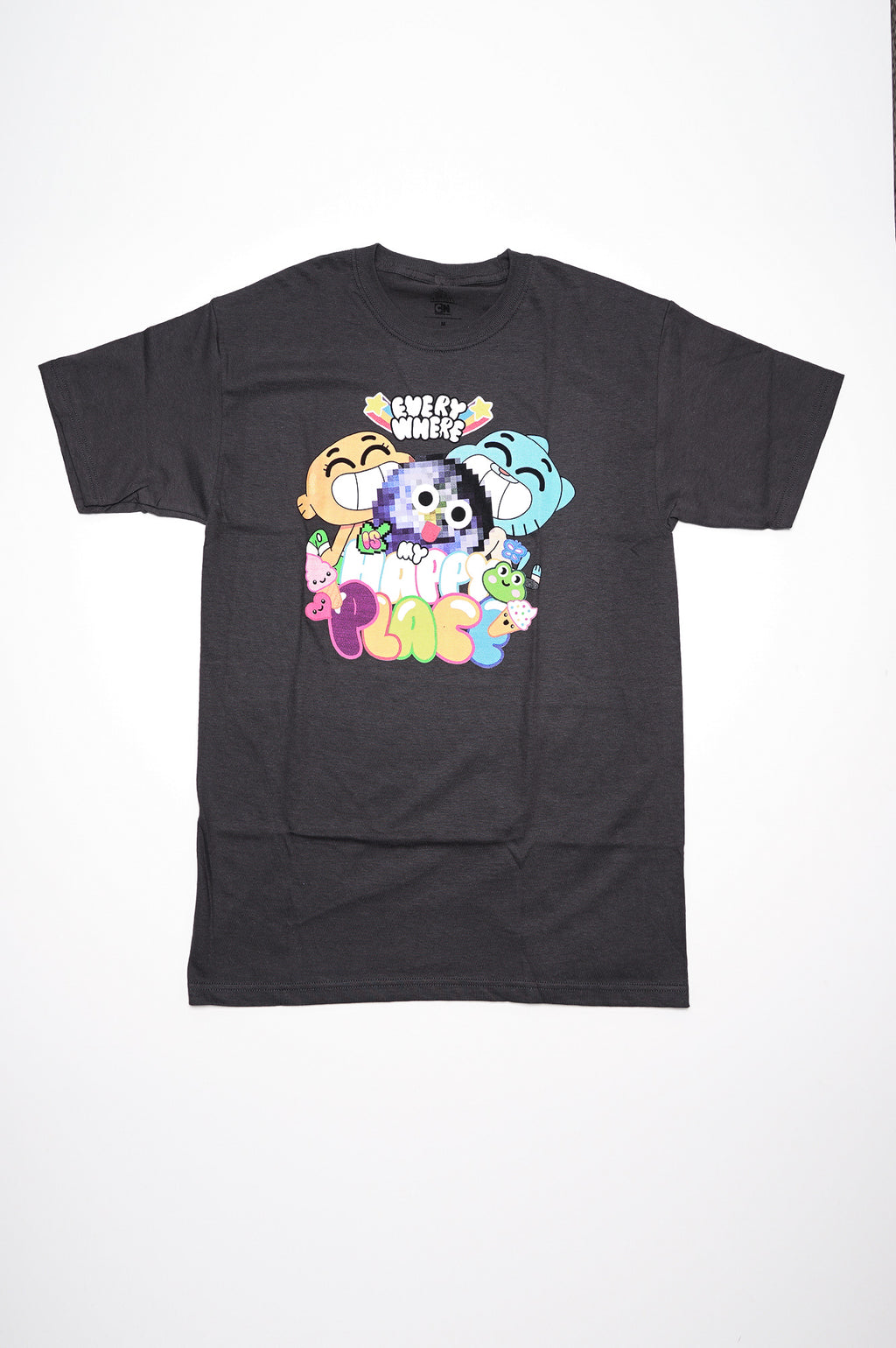 Aao Fashion Men Graphic Tee Cartoon Network