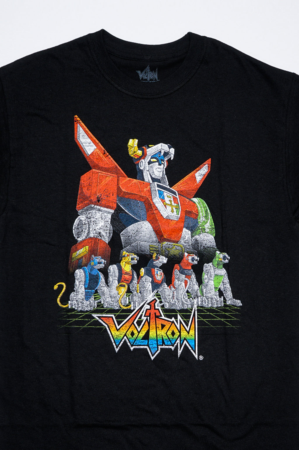 Aao Fashion Men Graphic Tee Voltron