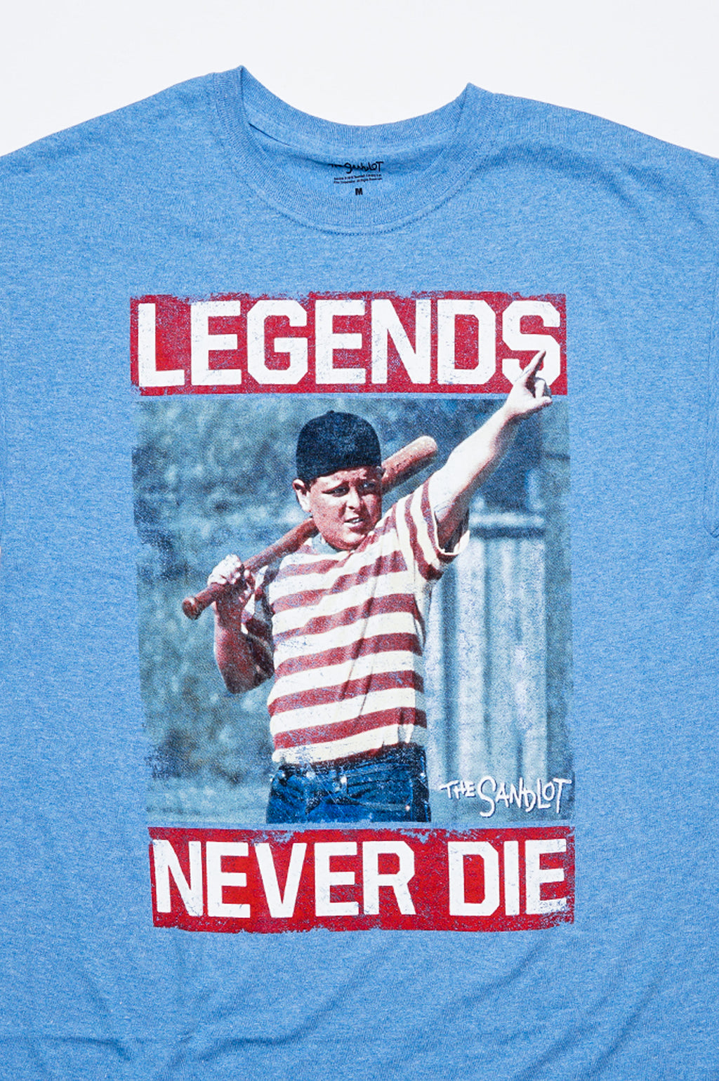 Aao Fashion Men Graphic Tee Sandlot