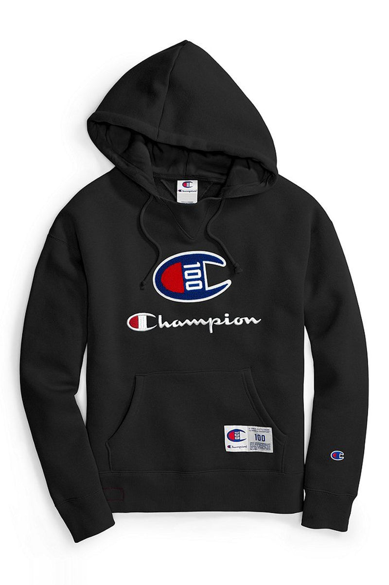 Champion Women Century Collection-Hoddie