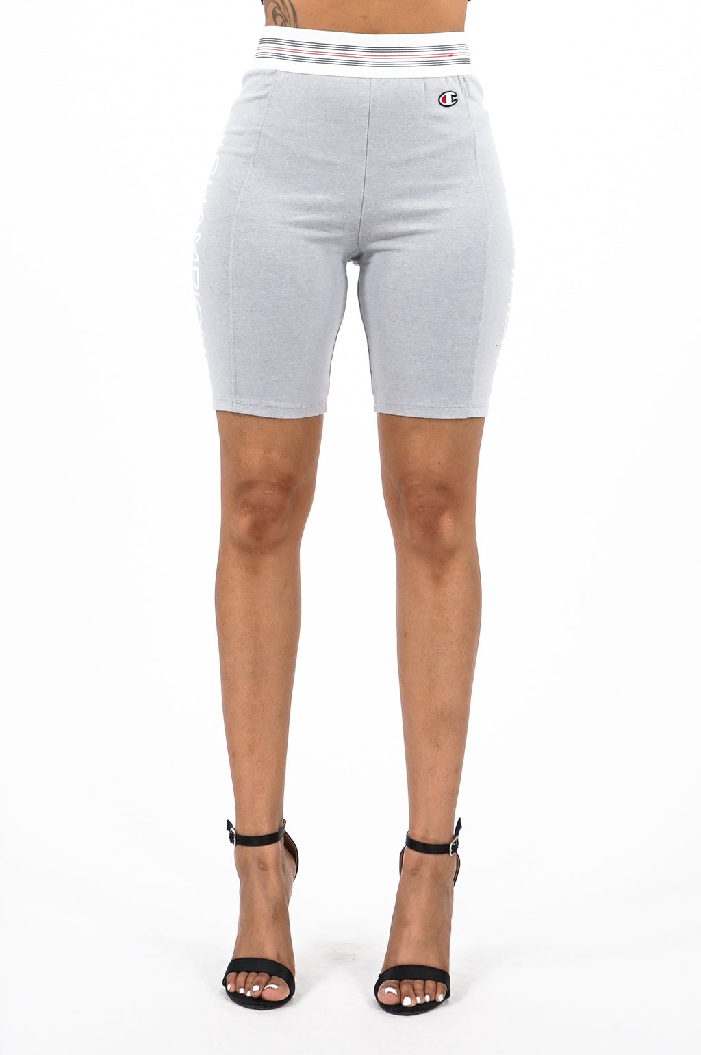 Champion Women High Waist Bike Short