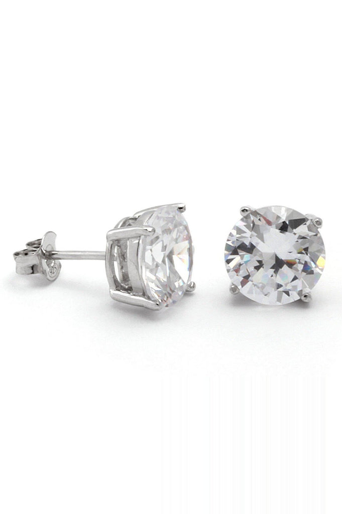 Aao Fashion Acc Earring Round Stud