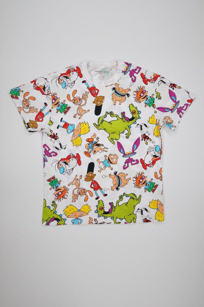 Aao Fashion Men Graphic S/S Tee Aop Toy Story
